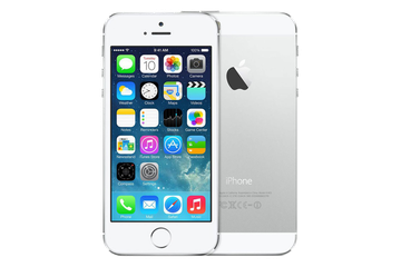 Apple iPhone 5S 16Gb Silver LTE (rfb)