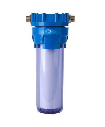 """Фильтр для воды Гейзер 1П ½"""" (прозрачный)"""