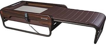 Массажная кровать Yamaguchi Kenko (коричневая)