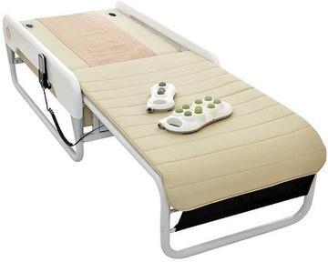 Массажная кровать Lotus CARE HEALTH PLUS M-1014 с прогревом