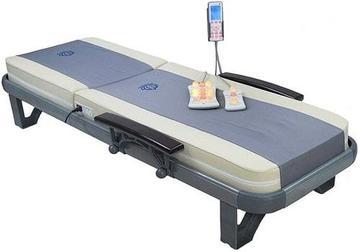 Массажная термическая кровать Lotus Люкс CGN-005-2C с нефритом