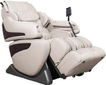 Массажное кресло с 3D массажем и 39 массажными подушками US Medica INFINITY 3D Touch